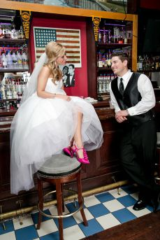 Moonshine Studio of Photography » Lauren + Kevin » Wedding » Buffalo, NY » City Tavern » Couple » love