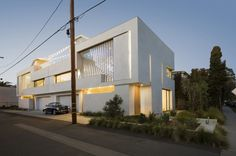 Dual House by Dimster Architecture 2012 via archidaily.com