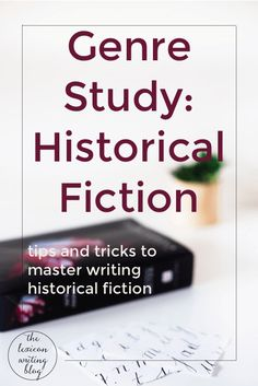Want to try writing historical fiction? Need help with getting your story off the ground? Click through for all the details on this fun and enlightening genre!