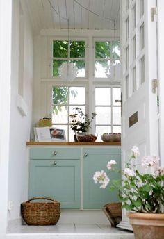 Casinha colorida: Na Dinamarca: estilo cottage revisado