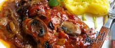 Recept Šťavnaté krkovičkové plátky Meatloaf, Nutella, Gluten Free, Beef, Mascarpone, Souffle Dish, Top Recipes, Eat Lunch, Suppers