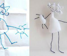 Fraskilandia | Muñecos  de dibujos de niños