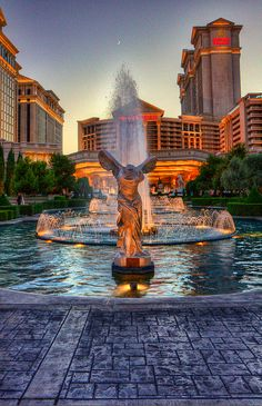 Caesars Palace - Las Vegas. Love to go back to Vegas