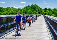 https://flic.kr/p/W2GcjD | Bike Riders 2 @ High Bridge Trail State Park - Rice, VA | All Images © 2017 Paul Diming - All Rights Reserved - Unauthorized Use Prohibited.  Please visit www.pauldiming.com!