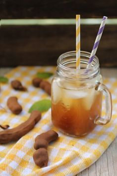 Tamarind Water Using the Pods | Heartmade Blog