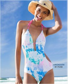 Start Filling Your Trolley Summer Swimwear, Monokini, One Piece, Fashion Outfits, Beach, Clothing, Hair, Style, Womens Bodysuit