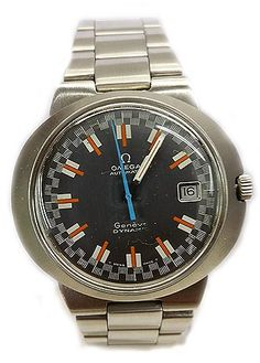 Antique Watch Uk  omega dynamic
