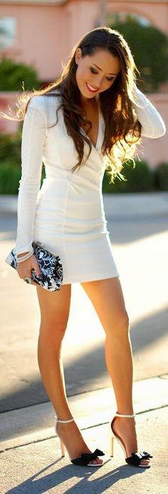 Long Sleeve Mini.