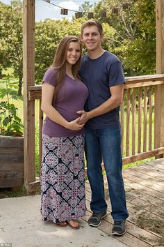 Surprise:Joy-Anna and her Austin revealed in August that they are expecting their first c...