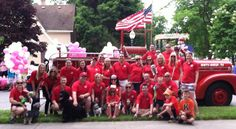 9&10/FOX 32 team at the DTE Energy Cherry Royale Parade! So nice to meet so many MTM fans, too! -  Sara Simnitch 7.12.14