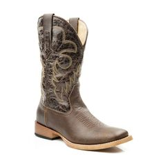 Roper Women's Crinkle Western Boots. could i hang with brown?