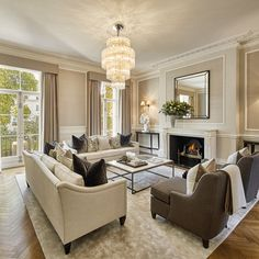 Margaret Thatcher's former residence at Chester Square, Belgravia goes on the market