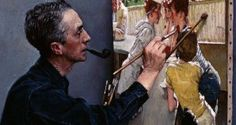 Norman Rockwell.. So talented....