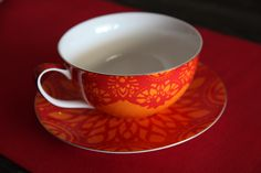 T2 Cup and Saucer. A gorgeous christmas gift I received