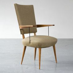 Cadeira Joaquim Tenreiro - Catálogo Garimpo Contemporâneo