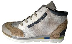 Made in Italy high sneakers by Clocharme, online at Valentina shoe store