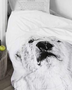 By Nord Polar Bear Linen Lifestyle