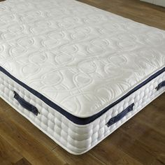 3000 Pocket Spring Ortho Pillow Top Mattress Luxury Fabric Beds Co