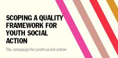 Scoping a quality framework cover