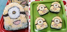Minion Sushi