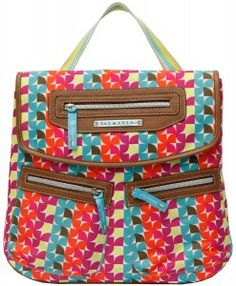 Our review website provides up to date information about all the Lily Bloom range of bags, wallets and purses. Lily Bloom handbags are fun, festive and come in a wide array of bright and bold patterns.