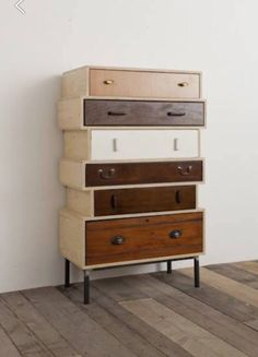 I have so many old drawers out at that farm that will be perfect for this #DIY #Dresser!