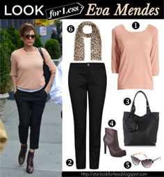 Look For Less: Look for less - Eva Mendes