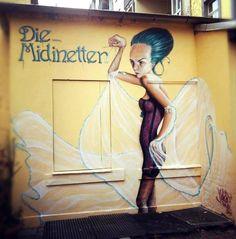 • ARTIST . SOKAR UNO •    ◦ Die Midinetten ◦  location: Dresden, Germany