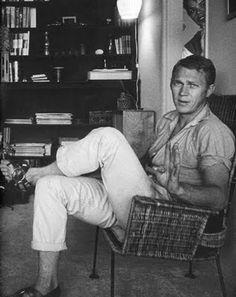Steve McQueen a style legend