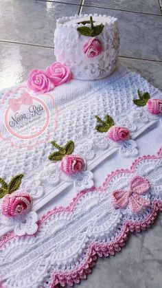 Step by Step Crochet Beak: 45 Models + Graphics and Videos - - Crochet Blanket Border, Crochet Edging Patterns, Crochet Lace Edging, Crochet Borders, Irish Crochet, Crochet Doilies, Crochet Flowers, Crochet Stitches, Crochet Granny