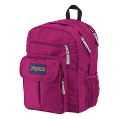 e18a139bd JanSport Digital Big Student Backpack For 15 Laptops Multi Climbing Ditzy  by Office Depot   OfficeMax