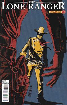 The Lone Ranger # 20 Dynamite Entertainment