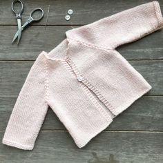 Malha a Malha | Handmade Life: esquema casaco bebé