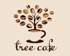 Here is a unique coffee logo inspiration with designs that will literally make you want to sit at a coffeeshop, cafe or restaurant. These coffee logos are highly detailed and have been designed wit… Coffee Shop Logo, Coffee Branding, Coffee Cafe, Espresso Coffee, Cafe Bar, R Cafe, Logo Café, Cafe Logo, Design Studio Names