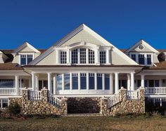 Waterfront Home - Darien, CT - Cardello Architects - Serving Westport, Darien, New Canaan, Greenwich and Fairfield County