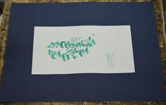 PACHECO, Paula TP#2 Textura / Caligrafía gestual - Tipografía III Expresiva - FAD - UNCuyo