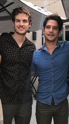 scisaac is alive and well! tyler posey (scott mccall) and daniel sharman (isaac . - scisaac is alive and well! tyler posey (scott mccall) and daniel sharman (isaac lahey) reunite at S - Teen Wolf Isaac, Teen Wolf Boys, Teen Wolf Actors, Teen Wolf Cast, Scott Mccall, Sterek, Daniel Sharman Teen Wolf, Meninos Teen Wolf, Tyler Posey