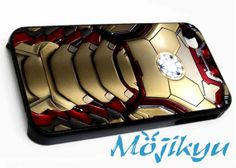 Suit Iron Man Case For Your iPhone 4/4s, iPhone 5/5s, iPhone 5c, Galaxy S3, Galaxy S4, Galaxy S5, Custom