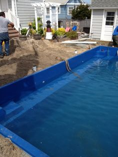 Very nice fill for yard drainage.  Wish I can that in my backyard!