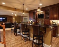 Basement Wet Bar Home Design Ideas, Pictures, Remodel And Decor
