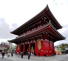 Asakusa Kannon Tmeple, Tokyo