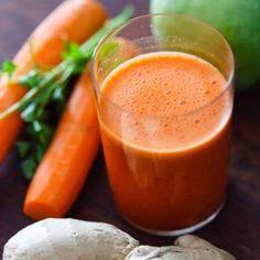 Copycat Jamba Juice Orange Carrot Karma Smoothie