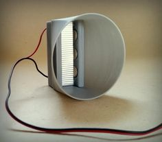 DIY Tinfoil Ribbon Speaker : 8 Steps (with Pictures) - Instructables Homemade Tables, Homemade Lathe, Ikea Lack Table, Router Lift, Table Saw Fence, Sound Clips, Tufted Ottoman, Soldering Iron, Circular Saw