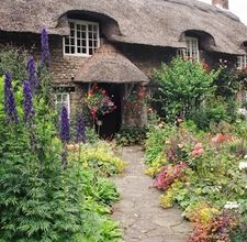 Thats what i call an english cottage garden