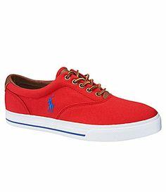 Polo Ralph Lauren Mens Vaughn Casual Sneakers #Dillards