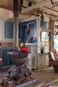 Love eclectic.   I just love what I love and want it all around me.