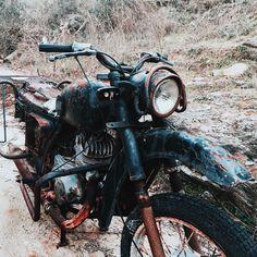 Old bike#