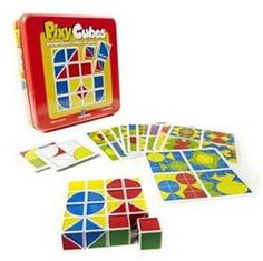 Game Review: Pixy Cubes for a Variety of OT Objectives - Pinned by @PediaStaff – Please Visit  ht.ly/63sNt for all our pediatric therapy pins