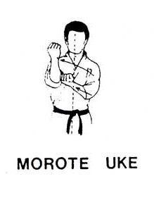 Resultado de imagen de morote uke Karate Kyokushin, Shotokan Karate Kata, Goju Ryu, Karate Kid, Martial Arts Techniques, Dojo, Jiu Jitsu, Kung Fu, Chakras