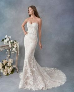 dcb6d5dc11cce Wedding Dress Inspiration – Kenneth Winston Courtesy of Kenneth Winston  Wedding Dresses